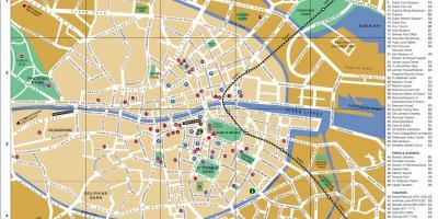 Dublin Kartta Kartat Dublin Irlanti